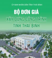 đơn giá khảo sát tỉnh Thái Bình năm 2018