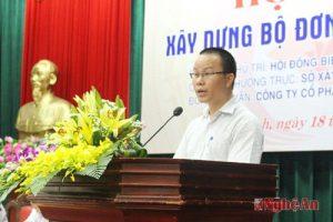 đơn giá sửa chữa tỉnh Nghệ An năm 2018